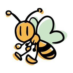蜂はうちのペットじゃないんだから、そこまで責任持てるか。