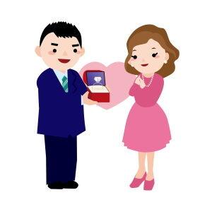 婚約指輪30万円って普通?