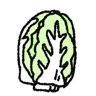 漬物で最強は白菜漬け。次点が柴漬け。異論は認める