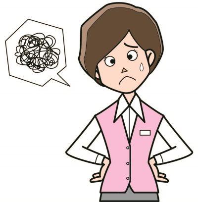 会社に、異常なまでに神経質な女がいる。