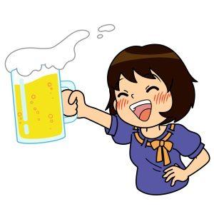 披露宴で「タダなんだから、飲まなきゃ損!」とガンガン酒を飲んで絡む女
