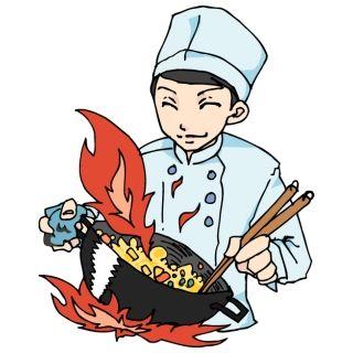 夫曰く「新品の中華鍋は、儀式を行わずに料理したらそりゃ焦げる」