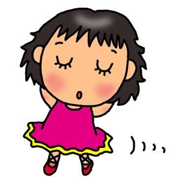 幼稚園の発表会の日、盗まれた娘の衣装を着て踊っている子供の姿があった。