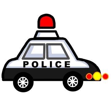 停車中にニセ警官に声をかけられた