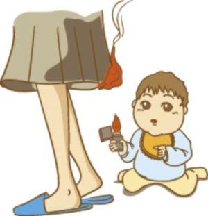 【喪】足にアスリート並みに筋肉付いててスカート似合わなくてツラい