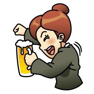 義実家側の法事の席で酔っ払って、盛大に暴れてしまった・・・