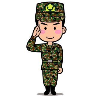 自分が自衛隊時代に、一週間演習をした時の不思議体験。