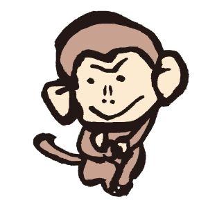 【洒落怖】『猿夢』…次にあの夢を見た時にきっと心臓麻痺か何かで死ぬと覚悟しています