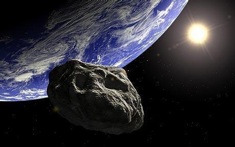 【宇宙】2036年4月13日に小惑星が地球に衝突する可能性