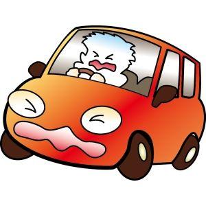 彼氏が運転中にウトウトしてて、徐々に車が対向車線へ向かっていった…