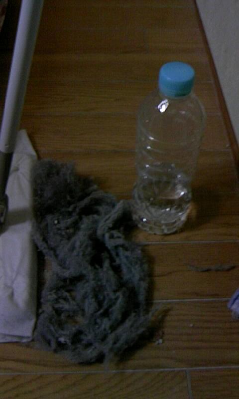 【画像】ベッドの下掃除した結果wwwwwwwwwwwwwwwwww