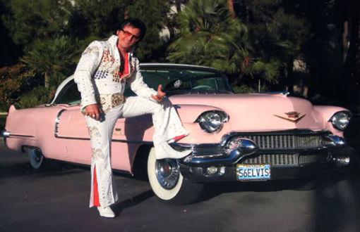 ピンクのキャデラック