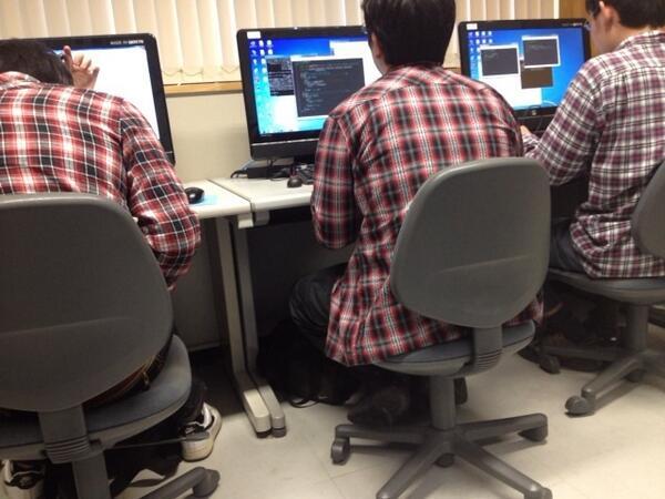 オタク大学生のファッション