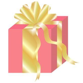 高価なプレゼント