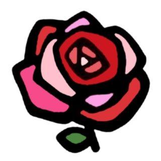 オッサンが20本のバラの花束抱えて歩いてると注目度が容赦無いね・・・