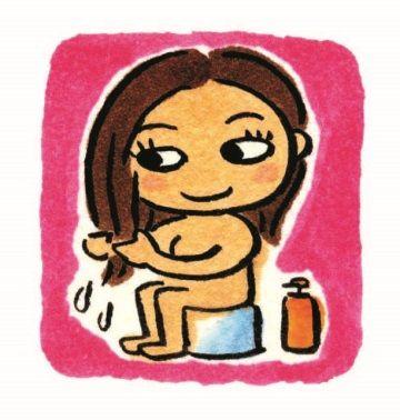 「シャンプーはハゲる」若者の間でシャンプーを使わない「湯シャン」派激増!