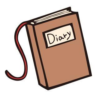 じーちゃんちの倉庫の奥で、じーちゃんの若い頃の日記を発見した