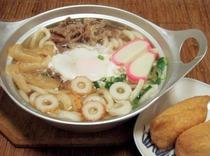 鍋焼きうどん (2)