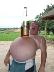 ビール腹4
