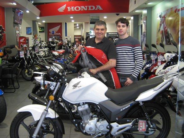 Honda-CB125e