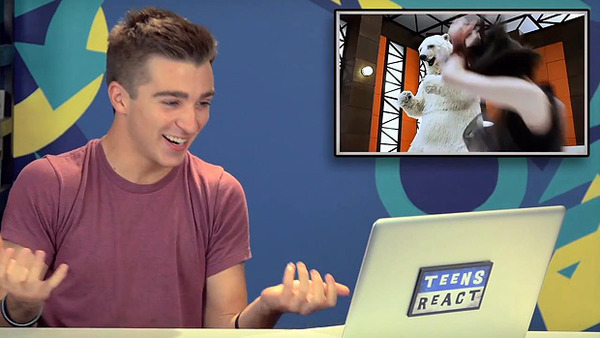 Teens-React-to-J-pop