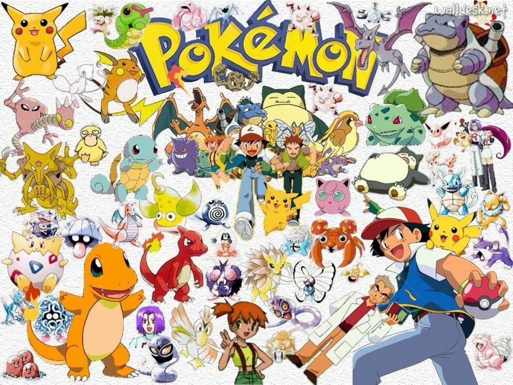 I love japan rpg - Poster pokemon a imprimer ...