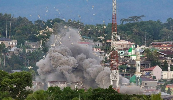 ISIS-In-The-Philippines-Hit-With-Air-Strikes