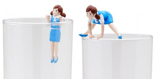 koppu-no-fuchiko-cup-office-lady-figure-japan-capsule-toy-3