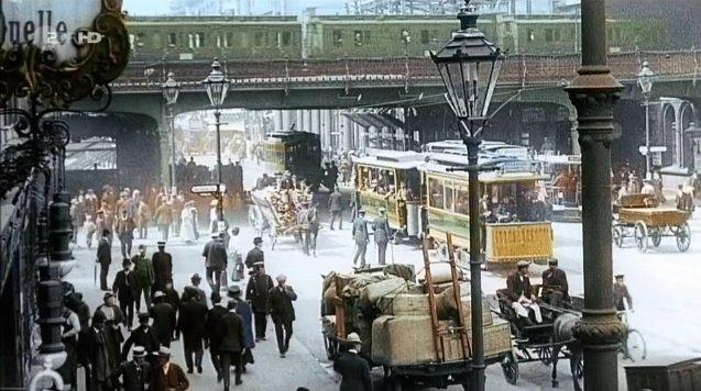 海外反応! I LOVE JAPAN : 1900年のドイツのカラー映像に世界が驚き ...