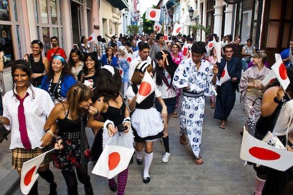 Japanese-street-fest-Havana