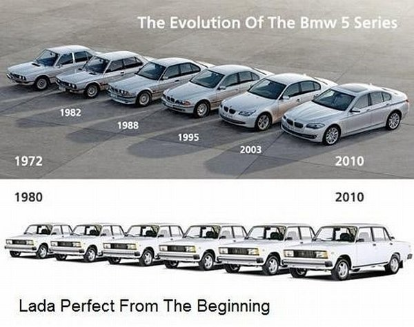 BMW-vs-Lada-evolution