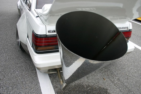 bosozoku-exhaust-of-the-week-big-trumpet1