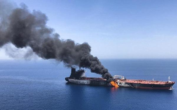 タンカー攻撃事件、世界各国からイランの犯行説に疑問の声が続出! 海外の反応。