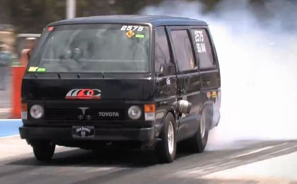 turbo v8 van2