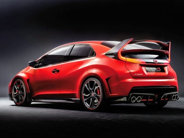 2015 Honda Civic Type R Concept 1