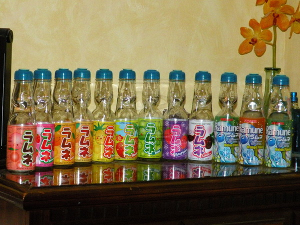 Ramune_Collection