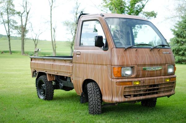 Mini Truck 4