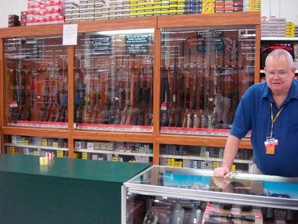 Walmart-guns