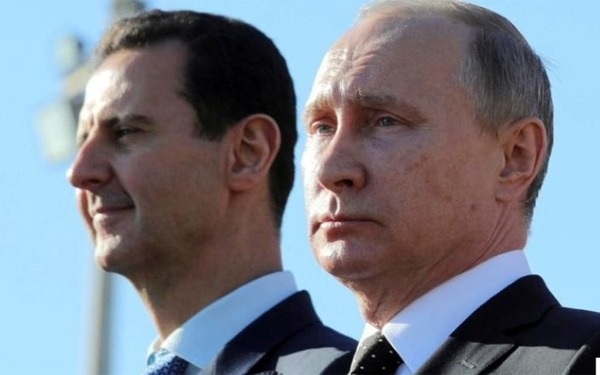 Bashar-al-Assad-and-putin