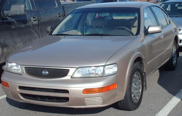 '95-'96_Nissan_Maxima