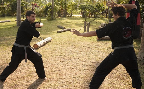 Martial-Arts-Training-Ninjutsu-Camp-Sensei-Rick-Tew