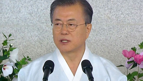 文在寅大統領「日本と全面協力の道を模索します!」 韓国人「はぁ!?」