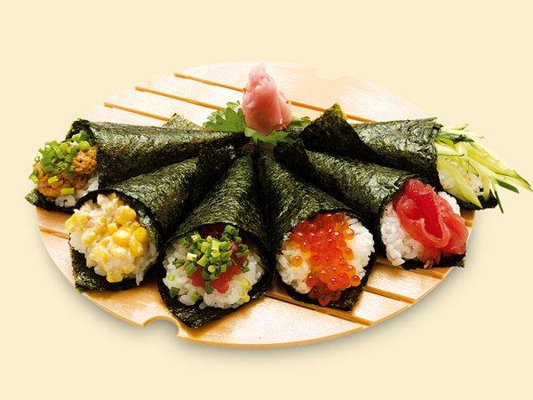 海外反応! I LOVE JAPAN : 日本の「手巻き寿司」が最高 ...
