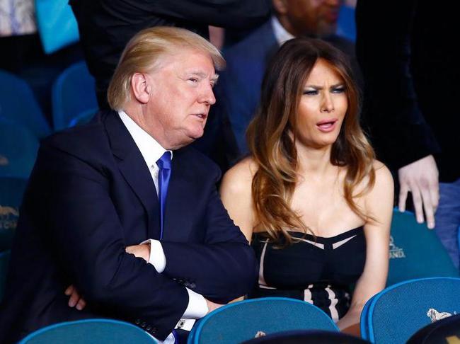 Donald-Trump-et-Melania-... ・ドナルド・トランプ「なぜ、彼ら(難民た
