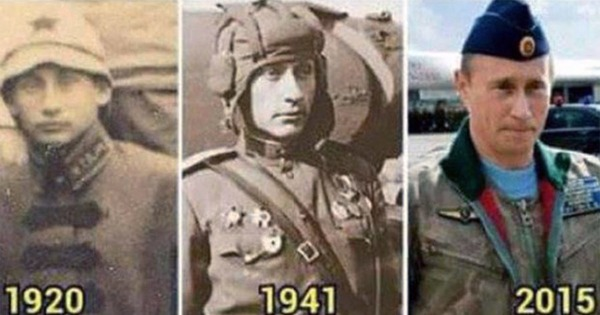 Putin-Immortal