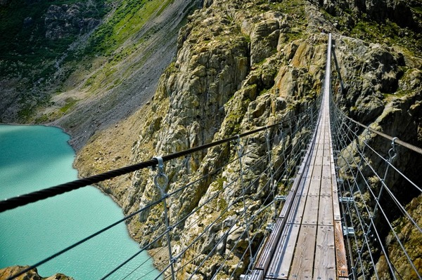 Trift-Bridge-Switzerland