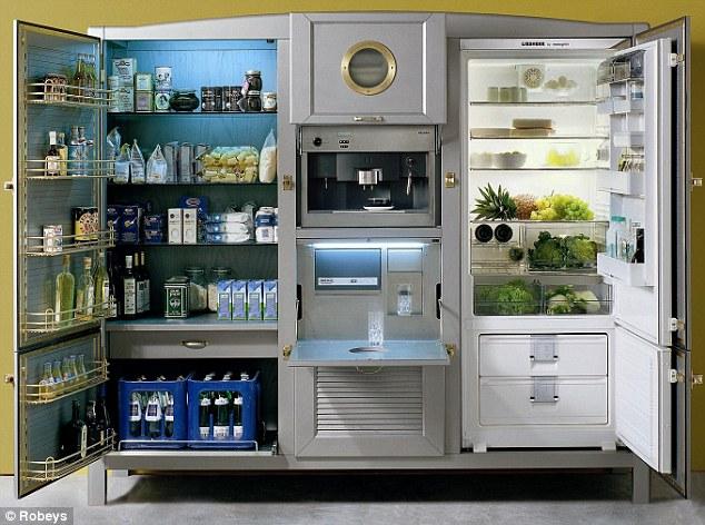 article-1 イタリア製の富裕層向け冷蔵庫が凄い! イタリアで、富裕層向けの高級...