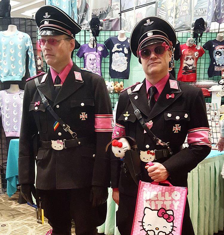 欧米人がナチスを徹底的にタブー視してるというのは嘘だった