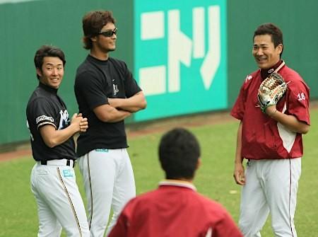 斎藤佑樹「僕のメンタルは強くない。僕は大事な試合以外は中の上レベルですから(笑)」