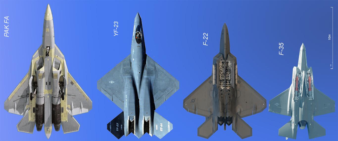 Hobbyboss 1/48 YF-23 -...